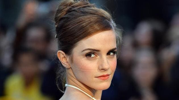 Emma Watson won the first gender-neutral award in the Best Actor category at the MTV Movie & TV Award recently.(AFP)