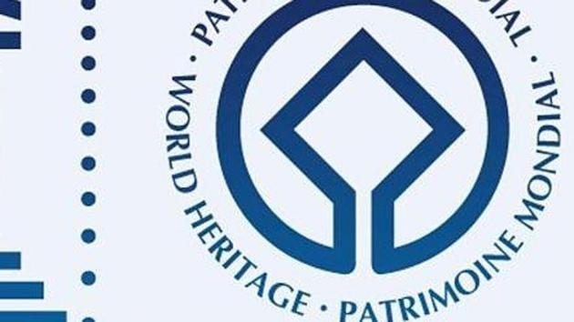 The logo of Unesco Heritage Convention.(Wikimedia Commons/ UNESCO)