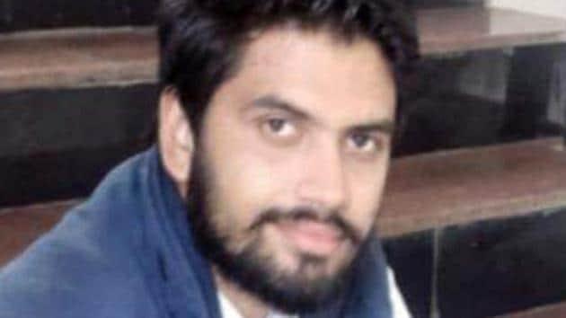 Shivam Arora(HT Photo)