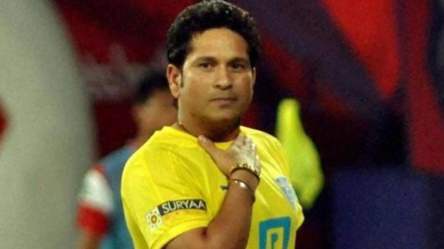 Sachin Tendulkar is the new co-owner of the Tamil Nadu franchise in Pro Kabaddi League.(HT Photo)