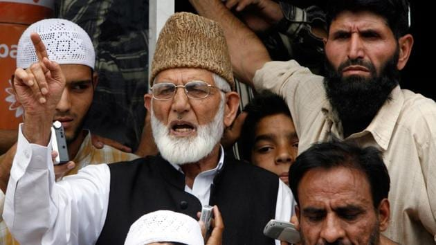 The Hizbul Mujahideen (HM) commander, in a video message yesterday, had threatened to kill separatist leadership for terming Kashmir a political issue instead of Islamic struggle meant to enforce 'Sharia' (Islamic law) in the state.(Reuters File Photo)