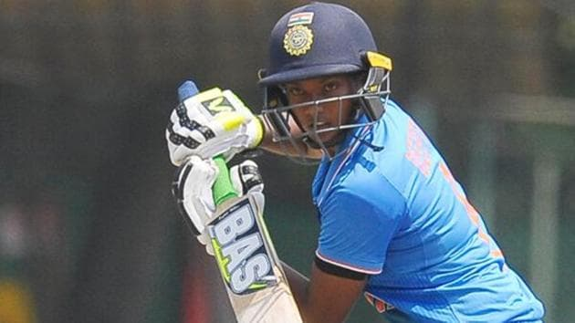 Deepti Sharma and Poonam Raut both scores centuries to take the Indian women cricket team to 358/3.(ICC)