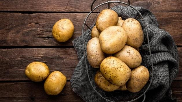 Potatoes also offer vitamin B6, vitamin C and iron, and are an excellent source of potassium.(Shutterstock)