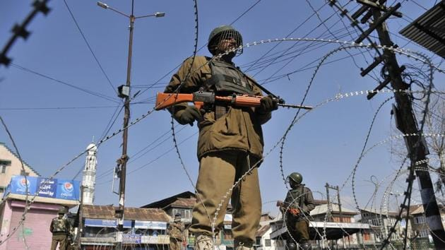 The man was in jail for the last 4 years and was charged under the Jammu Kashmir Public Safety Act, 1978 that allows the state to detain a person without trial for at least 6 months.(HT File/ Representational Photo)
