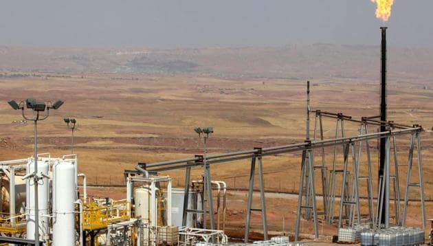 India's crude mix is highly diverse as a result, with just over 15 % of its flows stemming from Africa in April, nearly 13% from Latin America, and most of the rest coming from the Middle East.(Reuters File Photo)