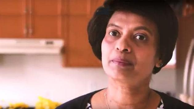Precilla (Veigas) Dsouza has been awarded her PhD degree by the University of Toronto at a special convocation to recognise her work on saving the lives of trauma patients. She has cancer.(Photo: Screengrab from YouTube)