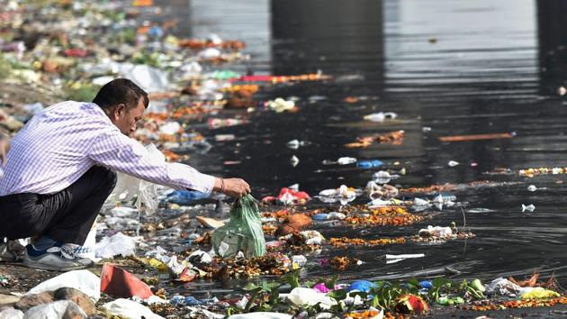 The green panel noted that almost 67 per cent of the pollution reaching the Yamuna would be treated by the two sewage treatment plants in the first phase.(PTI File Photo)