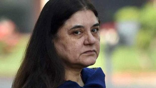 Women and Child Development minister Maneka Gandhi said the practice of FGM is a criminal offence.(PTI File Photo)