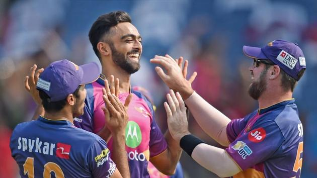Pacer Jaydev Unadkat has been instrumental in taking Rising Pune Supergiant to the final of 2017 Indian Premier League.(PTI)