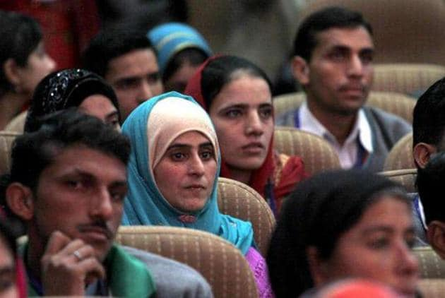 Colleges have been asked to ensure that adequate security measures are adopted to ensure the safety of students from Jammu and Kashmir.(HT Photo)