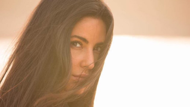 Actor Katrina Kaif will not be playing a British girl in the film, as some reports claimed.(Instagram/katrinakaif)