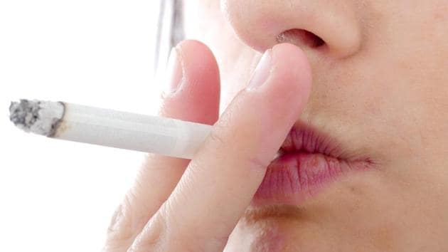 The findings attribute the higher incidence rates of lung adenocarcinoma to the filter ventilation holes, which allow smokers to inhale more smoke.(Shutterstock)