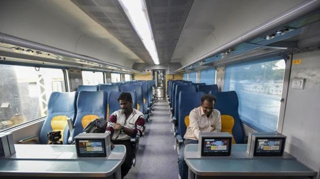 Comfort comes at a cost, say Mumbai railway officials.(Anshuman Poyrekar/HT Photo)
