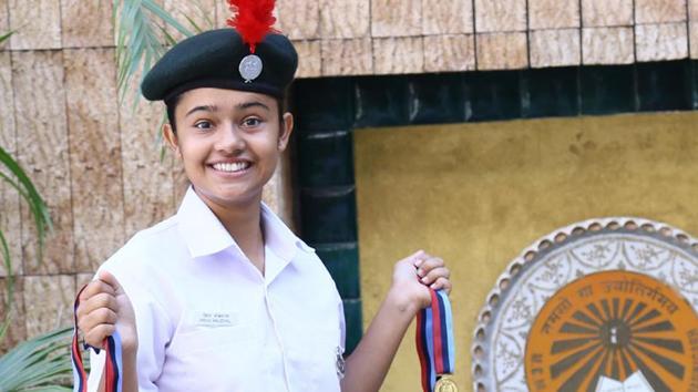 Priya Paudyal(HT Photo)