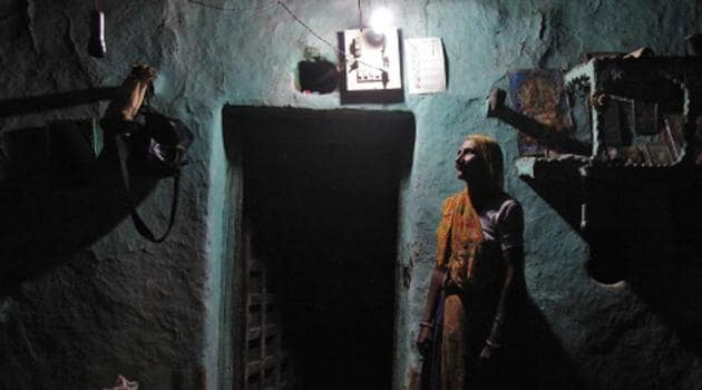 India had the world's largest energy access deficit in terms of electricity–270 million people, accounting for just under a third of the world's deficit.(Reuters File Photo)