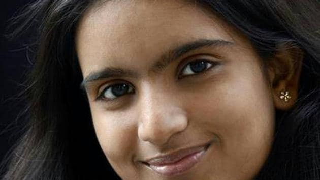Bhoomi Sawant - CBSE Class 12 Board exam second all-India and science topper with 99.4%.(Ravi Kumar/Chandigarh)