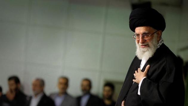 "hamenei added that bastion of Islam Saudi Arabia is ""cruel toward believers and kind toward pagans.""(AFP File Photo)"