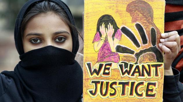 A group of men allegedly harassed two women in UP's Rampur.(Sonu Mehta/HT File Photo)