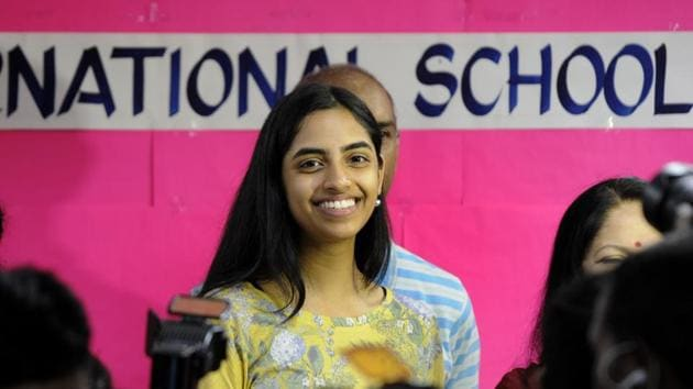 <p>Seventeen-year-old Raksha Gopal, a resident of Noida, has emerged the national topper of Central Board of Secondary Education (CBSE) Class 12 examination by...