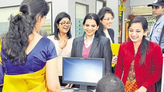 The participation level has been dropping since 2005, despite having 42% women who are graduates.(File Photo)