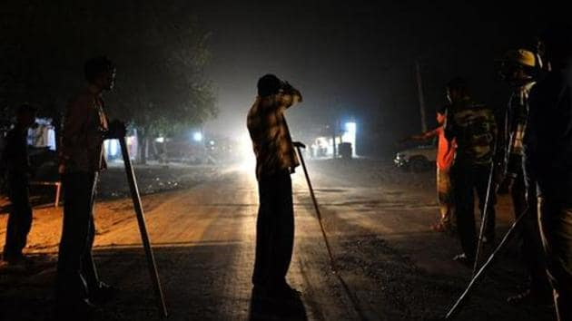 The cow vigilantes were arrested and a case was registered under various sections of the IPC, including rioting and voluntary causing hurt.(AFP Photo/ Representative image)
