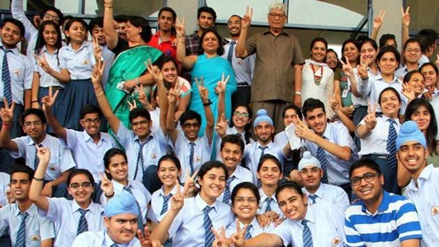Girls performed better than boys in the ICSE (Class 10) and ISC (Class 12) board exams 2017, results of which were declared by CISCE on Monday.(File photo)
