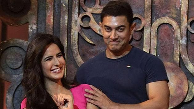 Katrina Kaif and Aamir Khan, who were last seen together in Dhoom, will now pair up for Thugs of Hindostan.