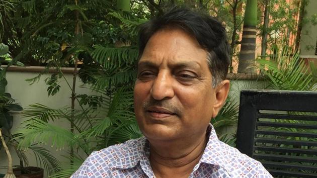 Former Rajasthan high court judge Mahesh Chandra Sharma said peacocks were mentioned in all Hindu texts as being celibate creatures.(HT Photo/ Sachin Saini)