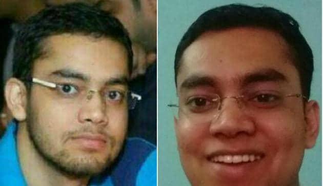 Gaurav Saini (L), and Rahul Sindhu