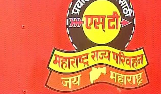 The logo on the bus.(ANI)