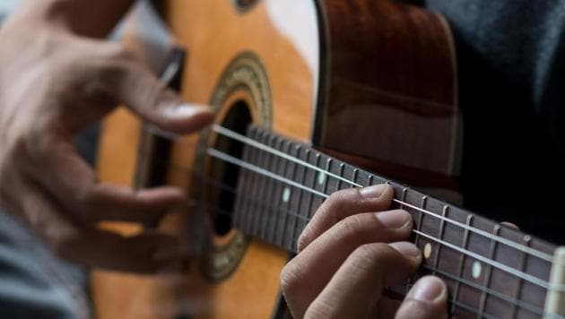 The finding could lead to the development of brain rehabilitation interventions through musical training.(Shutterstock)
