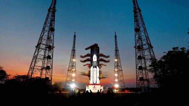 Sriharikota: The 25 and half hour countdown for the launch of GSLV MkIII carrying heaviest communication Satellite GSAT-19 by Indian Space Research Organisation till date commenced at 3.58 PM on Sunday.(PTI)