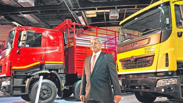 Ravi Pisharody has stepped down as the executive director of Tata Motors commercial vehicles division.