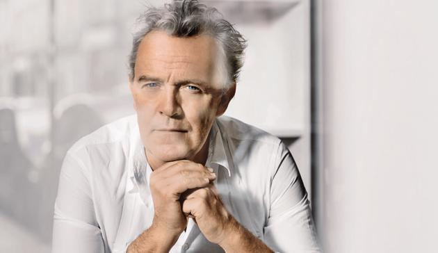 French chef Alain Passard, once known for his meat dishes, is now practically the world ambassador of international vegetarian cuisine(Douglas McWall)