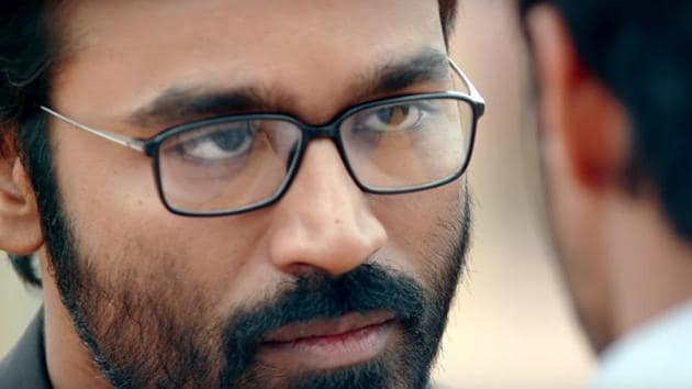 Dhanush in VIP 2 teaser: With that kind of look, you wouldn't want to mess with him, would you?