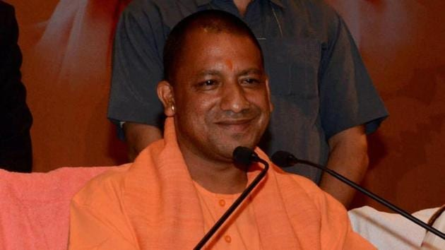 """The recent election of Yogi Adityanath, who is a strong proponent of Hindu Rashtra with a brute majority shows that people want a Hindu Rashtra in India,"" said Uday Dhuri, spokesperson, HJS.(HT File)"