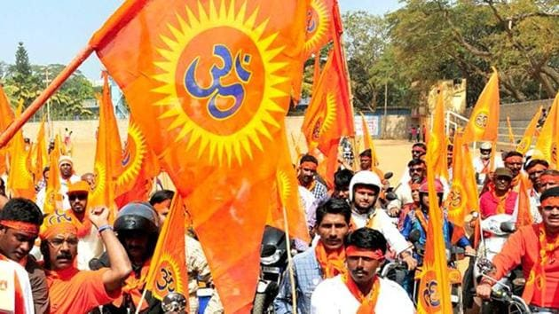 VHP's all-India vice-president Ashok Chowgule said that his organisation is interested in the cultural aspect [of a Hindu Rashtra] and not the political one.(Pic for representation)