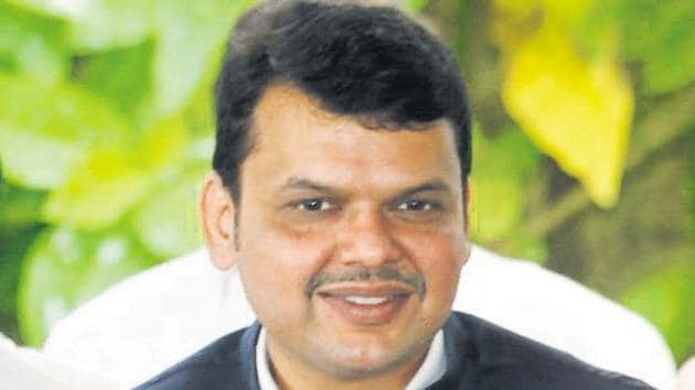 Devendra Fadnavis held talks with the representatives of the farmers on June 2 and had promised a loan waiver to the small and marginal farmers with land holding up to five acres.(HT File Photo)
