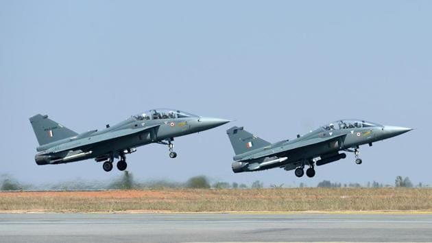 In the initial phase, the government could identify one Indian private entity as a strategic partner to manufacture one major system: single-engine fighter aircraft, helicopters, submarines, and armoured vehicles. This at once caters for the systems most needed by the armed forces and encourages specialisation among Indian firms.(AFP)