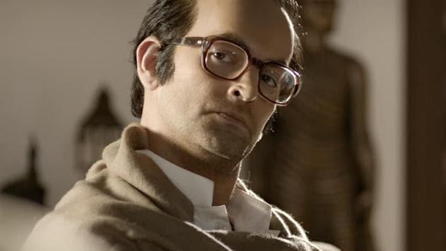 Neil Nitin Mukesh plays someone who looks every bit like Sanjay Gandhi.