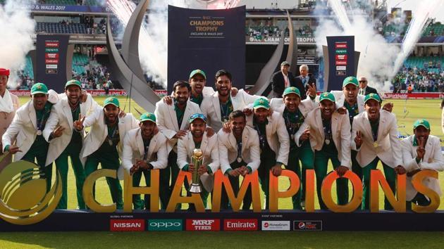Sarfraz Ahmed recounts Pakistan's glorious Champions Trophy title journey