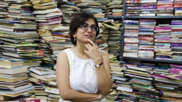 Author Shweta Taneja has used humour to question societal norms.