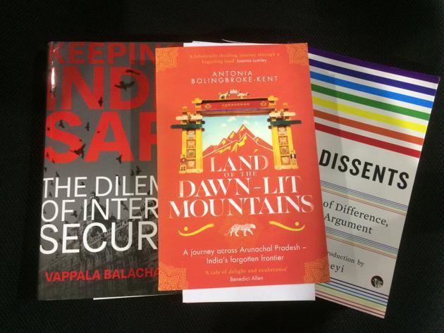 HTpicks:three most interesting books of the week