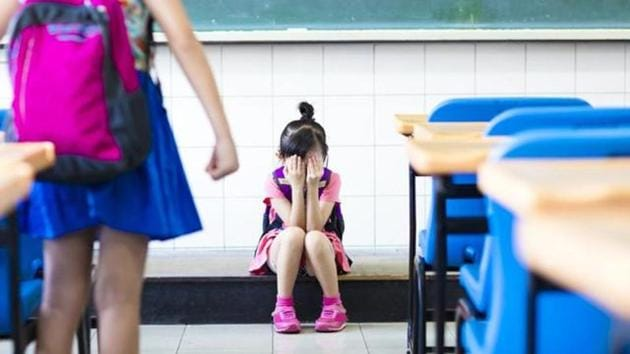 Children who start schooling younger than their peers develop poorer mental health.(Shutterstock)