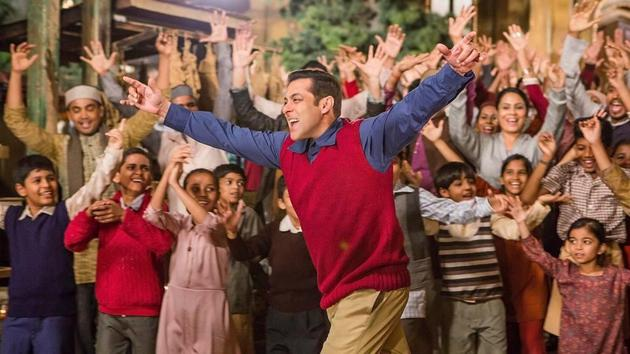 Salman Khan plays the titular role in Kabir Khan's Tubelight.