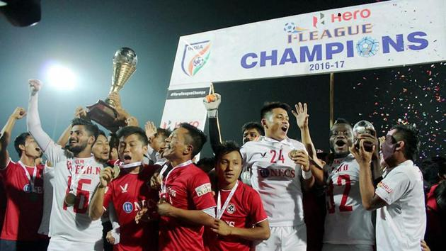 The I-League, which was won by Aizawl FC last season, is India's current top-flight, while the Indian Super League (ISL) started in 2014.(PTI)