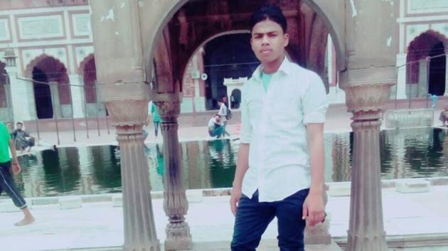 Junaid was a student of Islamic studies in Surat, Gujarat.(HT PHOTO)