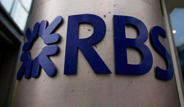 The Royal Bank of Scotland (RBS) London headquarters.(AFP)
