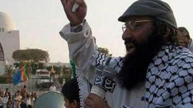 Syed Salahuddin is the head of the Kashmiri militant group, Hizbul Mujahideen(File Photo)