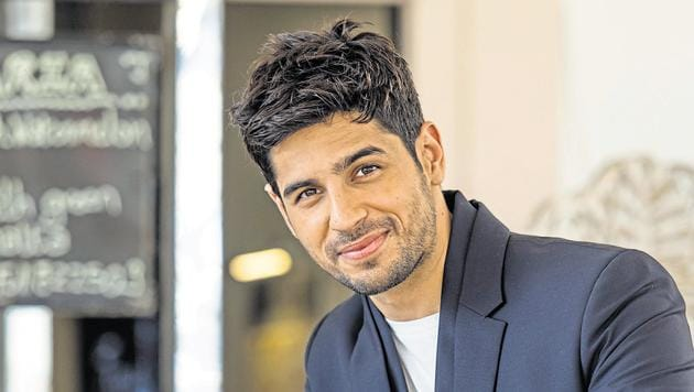 Sidharth says a few years from now, he would like to back stories as a producer.(HT Photo)